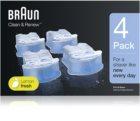 Braun Series Clean & Renew Cleansing Dock Cartridges