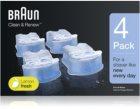 Braun Series Clean & Renew Vervangende Vulling voor het Reinigingsstation