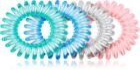 BrushArt Hair Rings Colour Hajgumi 4 db