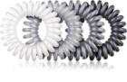 BrushArt Hair Rings Haargummi 4 Stück