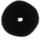 BrushArt Hair Donut fekete kontyfánk