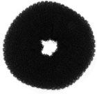 BrushArt Hair Donut anel para cabelos pretos