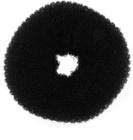 BrushArt Hair Donut ripieno per crocchia per capelli nero