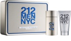 Carolina Herrera 212 NYC Men dárková sada V.