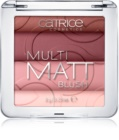 Catrice Multi Matt Puder-Rouge mit Matt-Effekt