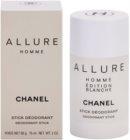 Chanel Allure Homme Édition Blanche stift dezodor férfiaknak 75 ml