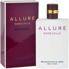 Chanel Allure Sensuelle telové mlieko pre ženy 200 ml
