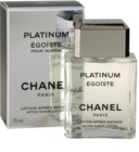 Chanel Égoïste Platinum lozione after shave per uomo 75 ml
