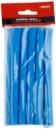 Chromwell Accessories Blue malé penové papiloty