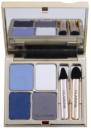 Clarins Eye Make-Up Ombre Minérale dlhotrvajúce očné tiene so zrkadielkom a aplikátorom