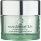Clinique Superdefense nočný hydratačný krém proti prvým známkam starnutia pleti