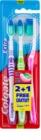Colgate Extra Clean szczoteczki do zębów medium 3 szt.