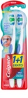 Colgate 360° Whole Mouth Clean Medium Toothbrushes 2 pcs