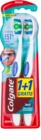 Colgate 360°  Whole Mouth Clean четки за зъби medium 2 бр