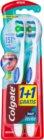 Colgate 360°  Whole Mouth Clean zubné kefky medium 2 ks