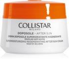 Collistar After Sun зволожуючий відновлюючий крем після засмаги