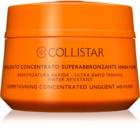 Collistar Sun No Protection skoncentrowany krem do opalania skoncentrowana maść do opalania baz filtra ochronnego