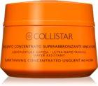 Collistar Sun No Protection unguent concentrat fara factor de protectie