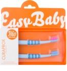 Curaprox Easy Baby brosse à dents pour enfants 2 pcs