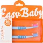 Curaprox Easy Baby spazzolino da denti per bambini 2 pz