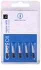 Curaprox Regular Refill CPS konische Ersatz-Interdentalbürsten in der Blisterverpackung 5 pc