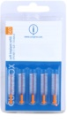 Curaprox Soft Implantat CPS Replacement Interdental Toothbrushes for Dentures, 5 pcs