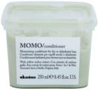 Davines Momo Yellow Melon après-shampoing hydratant pour cheveux secs