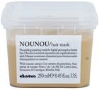 Davines NouNou maschera nutriente per capelli rovinati, trattati chimicamente