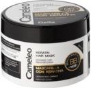 Delia Cosmetics Cameleo BB keratínova maska pre poškodené vlasy