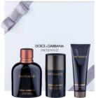 Dolce & Gabbana Pour Homme Intenso подаръчен комплект III.