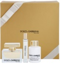 Dolce & Gabbana The One darčeková sada XI.