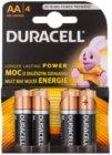 Duracell 1,5 V Alkaline АА батарейка 4шт