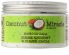 Efektima Institut Coconut Miracle masło do ciała o dzłałaniu nawilżającym