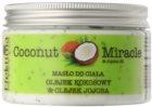Efektima Institut Coconut Miracle tělové máslo s hydratačním účinkem