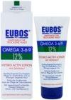 Eubos Sensitive Dry Skin Omega 3-6-9 12% telový balzam pre posilnenie ochrannej bariéry s dlhotrvajúcim hydratačným účinkom
