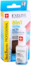 Eveline Cosmetics Nail Therapy balsam pentru unghii 8 in 1