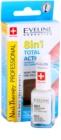 Eveline Cosmetics Nail Therapy körömkondicionáló 8 in 1