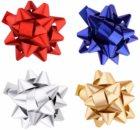 Giftino Wrapping darilna lepilna zvezda set štirih barv