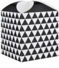 Giftino Wrapping  pudełko na prezenty gwiazda geometry