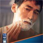 Gillette Fusion Proglide Sensitive τζελ ξυρίσματος 2 σε 1