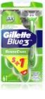 Gillette Blue 3 Sense Care One Time Razors