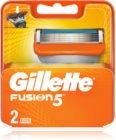 Gillette Fusion tartalék pengék 2 db