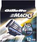 Gillette Mach 3 recarga de lâminas