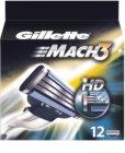Gillette Mach 3 Spare Blades lames de rechange