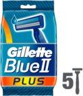 Gillette Blue II Plus One Time Razors