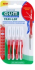 G.U.M Trav-Ler fogköztisztító kefe 4 db