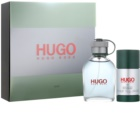 Hugo Boss Hugo Man lote de regalo XIX.