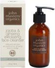 John Masters Organics All Skin Types čistiaci pleťový peeling