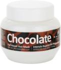 Kallos Chocolate maschera rigenerante per capelli rovinati e secchi