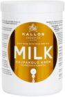 Kallos KJMN maska s mliečnymi proteínmi